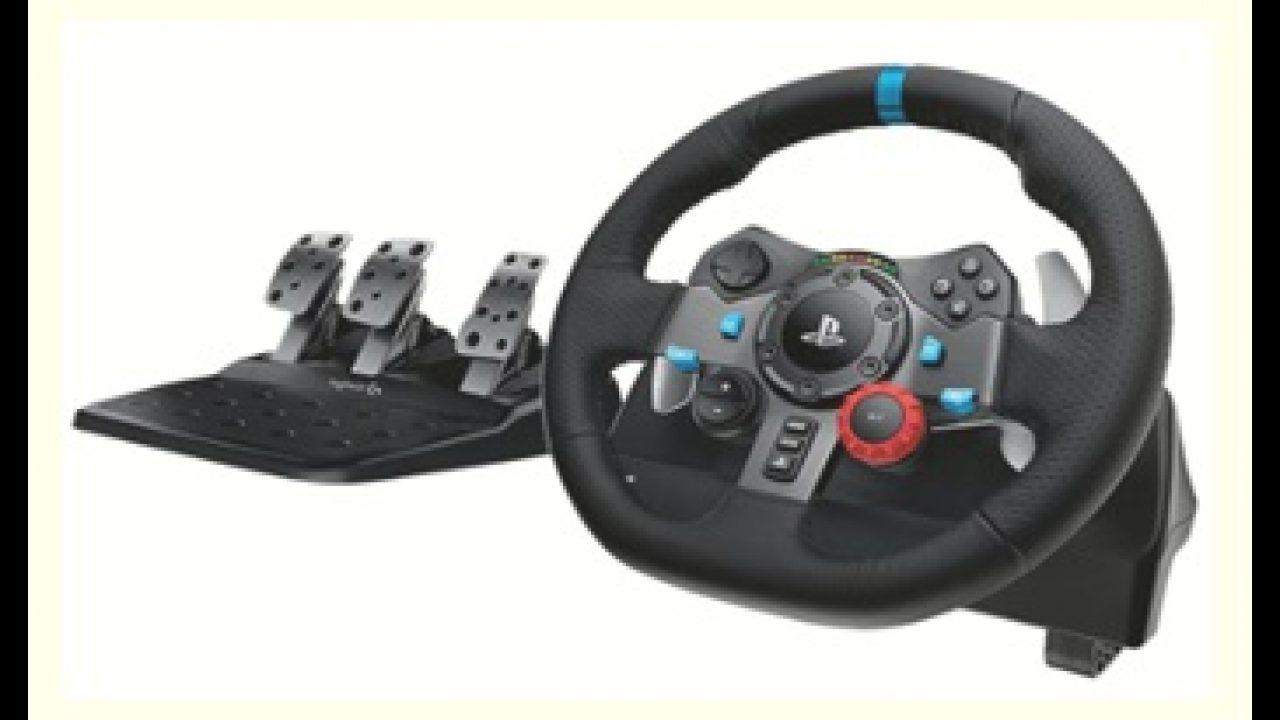 Logitech G29 Software Driver Setup Install Download