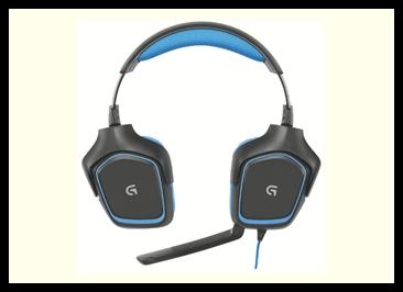 Logitech G430 Software & Driver Setup Install Download