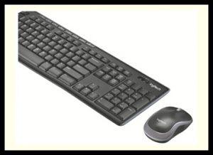Logitech Mk270 Software