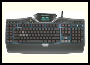 Logitech G19 Keyboard Software