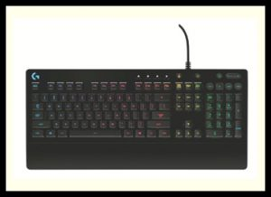 Logitech G213 Prodigy Software