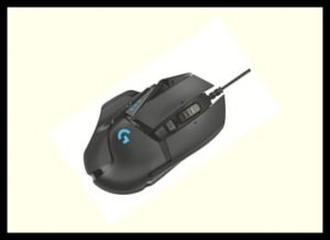 Logitech G502 HERO Software