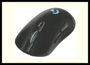Logitech G703 Software