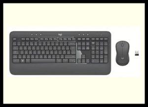 Logitech K540 Wireless Keyboard