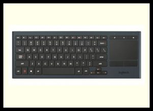 Logitech K830 Software