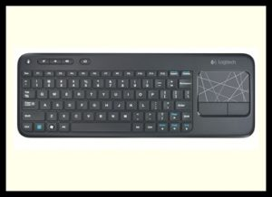 Logitech Keyboard K400r Software