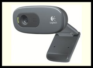 Logitech Webcam C260