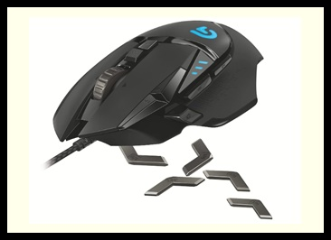 Logitech G502 Proteus Software And Driver Setup Install Download
