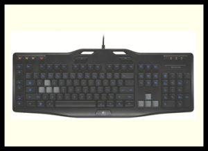 Logitech Keyboard G105
