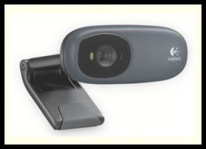 Logitech Webcam C110