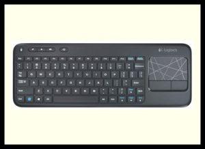 Logitech Keyboard K400